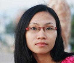 Thạc sĩ Đỗ Thị Thoan tức nhà văn Nhã Thuyên, ảnh chụp trước đây. Courtesy vanvn.net