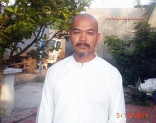 Anh Pham Bá Hải đã mãn hạn tù (tháng 9, 2011)