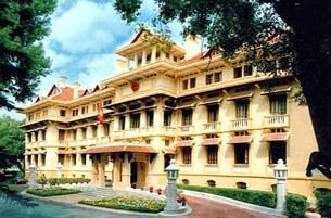 Trụ sở Bộ Ngoại giao  Việt Nam
