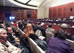 Buổi vận động nhân quyền cho Việt Nam tại quốc hội Hoa Kỳ hôm 27/3.