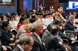 Nhiều phái đoàn đại diện tôn giáo cũng đến tham dự buổi vận động nhân quyền cho Việt Nam tại quốc hội Hoa Kỳ hôm 27/3.