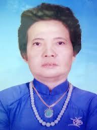 Bà Đặng Thị Kim Liêng, mẹ của blogger Tạ Phong Tần tự thiêu và tử vong vào tháng 7 năm 2012.