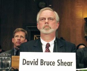 Ông David Bruce Shear