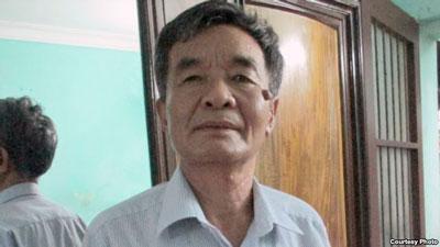Nhà văn Nguyễn Xuân Nghĩa