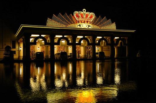 Ảnh minh họa. Crown Casino ở Đà Nẵng. Hình chụp ngày 14/2/2011.