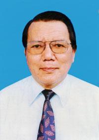 Tiến sĩ Trần Nhơn. Hình do ông cung cấp.