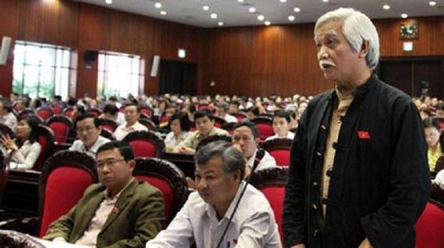 Đại biểu quốc hội Dương Trung Quốc, ảnh minh họa chụp trước đây.