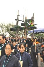 Đại hội hành hương Đức Mẹ La Vang lần thứ 29.Source tonggiaophanhanoi.org