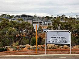 Trại tạm cư Yongah Hill, Northam, thuộc Tây Úc, ảnh chụp hôm 25/6/2012. Files photos