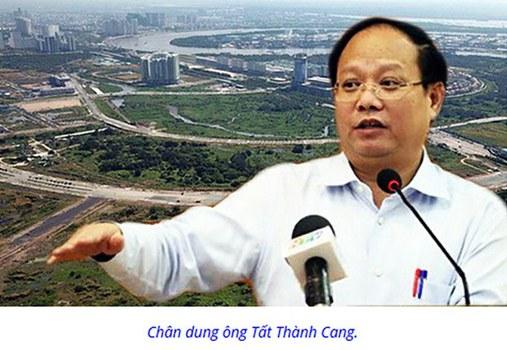 Ảnh minh họa. Ông Tất Thành Cang, cựu quan chức lãnh đạo TP.HCM bị kỷ luật liên quan sai phạm trong dự án khu đô thị mới Thủ Thiêm. Nhưng, vì đã hết thời hiệu xử lý kỷ luật Đảng nên chỉ bị phê bình.
