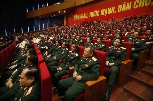 Ảnh hưởng gia tăng của quân đội lên thượng tầng chính trị Việt Nam