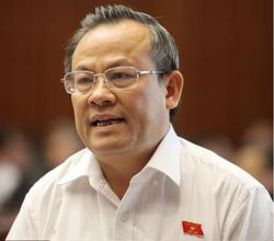 Đại biểu Quốc hội Lê Văn Cuông. Photo courtesy of songlo.com
