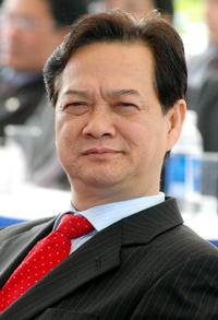 Thủ tướng Nguyễn Tấn Dũng. Photo courtesy of chinhphu.vn