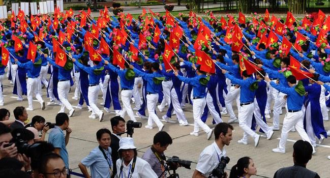 Đoàn Thanh niên Việt Nam. (Ảnh minh họa)