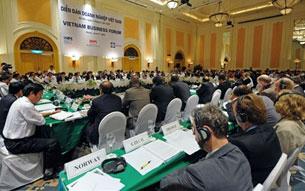 Các nhà tài trợ quốc tế từng khuyến cáo Việt Nam cần phải có nhiều biện pháp mạnh và thích hợp để ứng phó với tình hình lạm phát gia tăng.