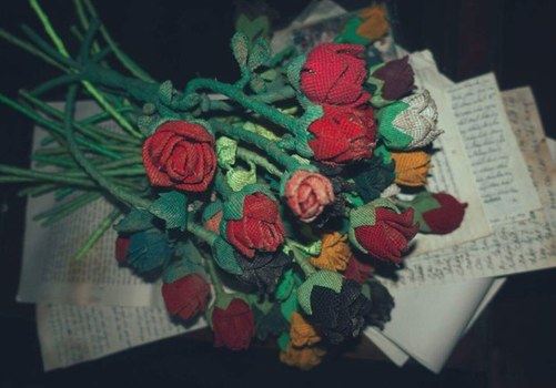 Ảnh minh họa. Những cành hoa hồng và thư kêu oan của tử tù Lê Văn Mạnh.