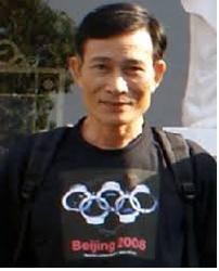 Blogger Điếu Cày, bị giam giữ bằng luật pháp tuỳ tiện