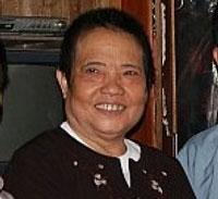 Bà Đặng Thị Kim Liêng, thân mẫu chị Tạ Phong Tần đã chết do tự thiêu sáng 30/7/2012. Photo courtesy of nguoiviettudoutah.org