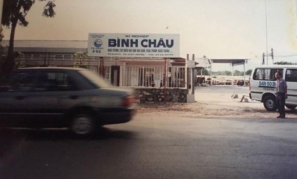 Công ty Bình Châu của ông Trịnh Vĩnh Bình trước khi bị tịch thu.