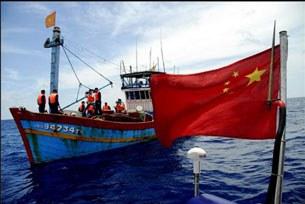 Tàu Trung Quốc bắt tàu Việt Nam-2009