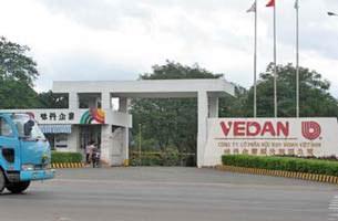Trụ sở công ty Vedan