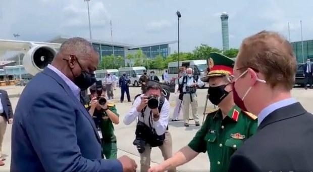 Việt Nam trông đợi gì từ chuyến thăm của Bộ trưởng Quốc phòng Mỹ Lloyd Austin?