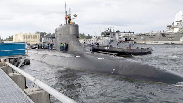 Mỹ phủ nhận bưng bít thông tin vụ va chạm tàu ngầm ở Biển Đông