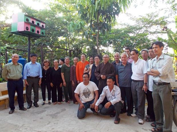Các tổ chức xã hội dân sự gặp mặt tại Sài Gòn hồi năm 2014
