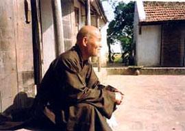 Hoà Thượng Thích Quảng Độ. Photo courtesy IBIB.
