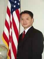 Ông Tạ Đức Trí, 39 tuổi, hiện giữ chức phó thị trưởng thành phố Westminster.