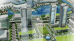 Dự án Ecopark. File photo