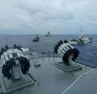 Indonesia bắt tàu cá Việt Nam có sự chứng kiến của cảnh sát biển Việt Nam