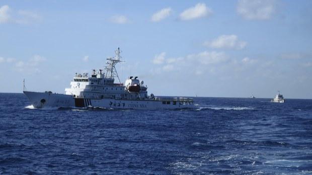 Việt Nam trước lời hứa của Trung Quốc không áp dụng Luật Hải Cảnh đối với Philippines?