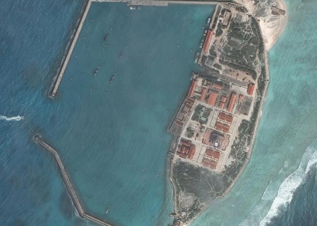 """Việt Nam củng cố căn cứ ở Trường Sa nhằm """"tạo hao tổn"""" cho Trung Quốc"""