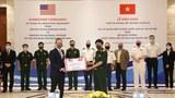 Chính quyền Việt Nam nhận viện trợ của Hoa Kỳ, nhưng vẫn tuyên truyền chống Mỹ