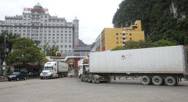 Việt Nam trước nguy cơ thành nơi trung chuyển hàng hóa Trung Quốc