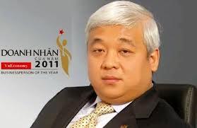 Nguyễn Đức Kiên, doanh nhân của năm 2011- VNeconomy photo