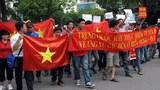 Phong trào XHDS Việt Nam từ các cuộc biểu tình chống Trung Quốc mùa hè năm 2011