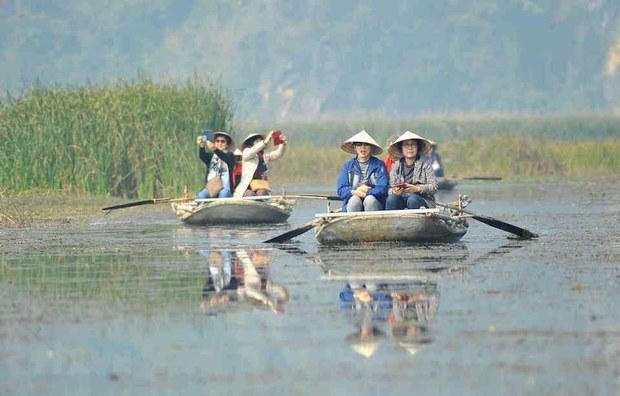 Bất cập trong bảo vệ các khu đất ngập nước của Việt Nam