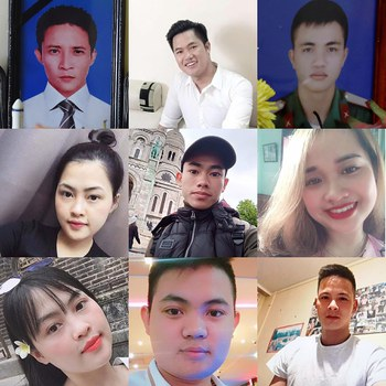 Một số người Việt mất tích trên đường sang Anh mà gia đình nghi ngờ liên quan đến vụ 39 người chết trong xe tải hôm 23/10/2019.