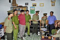 Mục sư Nguyễn Công Chính đã bị cơ quan Công An tỉnh Gia Lai khởi tố và bắt giam hôm 28/04/2011. File Photo.
