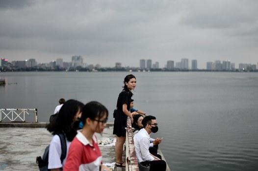 Ảnh minh họa chụp tại Hà Nội hôm 4/8/2020.