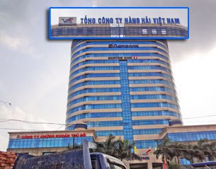 Trụ sở của Vinalines, Tổng Công Ty Hàng Hải Việt Nam.
