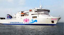 Tàu Hoa Sen, một dự án thua lỗ- photo courtesy VietnamNet