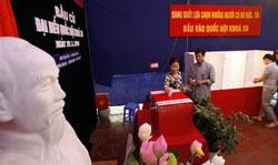 Bầu Quốc hội năm 2007