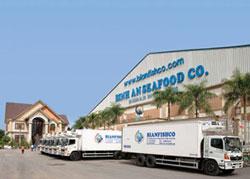 Nhà xưởng của Bianfishco. RFA