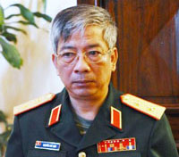 Trung tướng Nguyễn Chí Vịnh, Thứ trưởng Quốc phòng