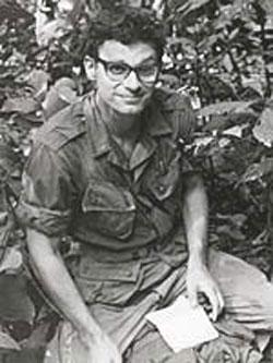 Ông Dan Southerland, ký giả Mỹ tại Việt Nam thời chiến tranh, nay là Tổng biên tập Đài Á Châu Tự Do.
