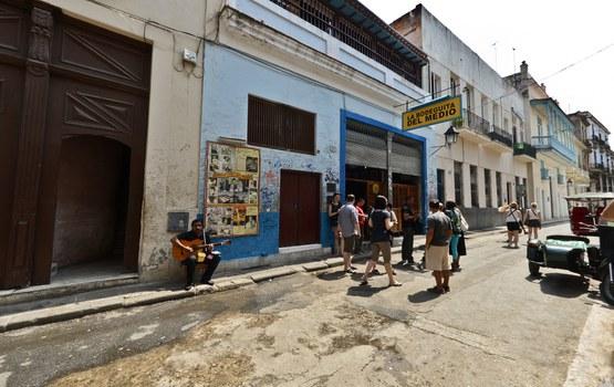 Ảnh minh họa chụp tại Havana, Cuba hôm 23/04/2012.