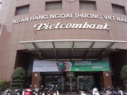 Chi nhánh Ngân Hàng Ngọai thương Hà Nội, ảnh minh họa. RFA photo